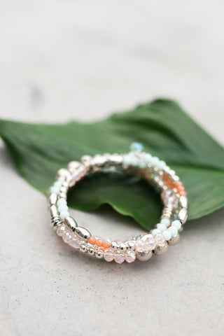 Mint to Be Wrap Bracelet