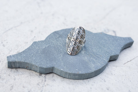 Shield of Faith Ring