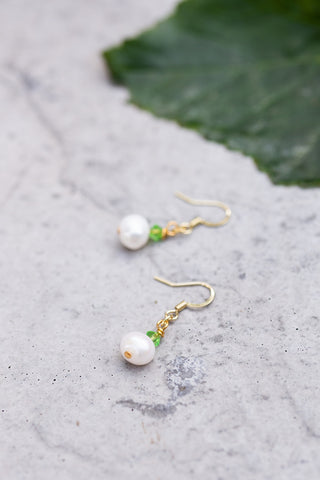 August Birthstone Earrings
