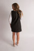 Olive Jumper Dress for Women - Clothing - WAR Chest Boutique