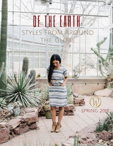 Of the Earth - Spring 2019 Lookbook