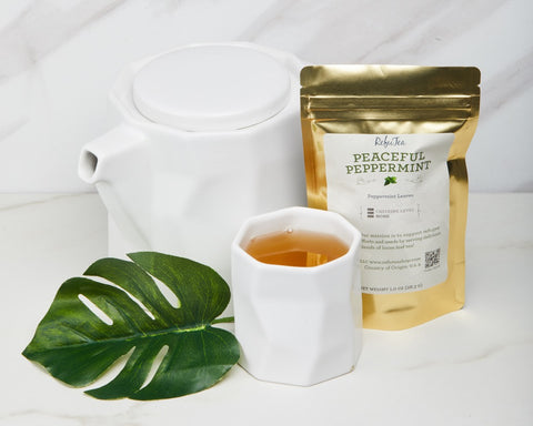 RefuTea Peaceful Peppermint - WAR Chest Boutique
