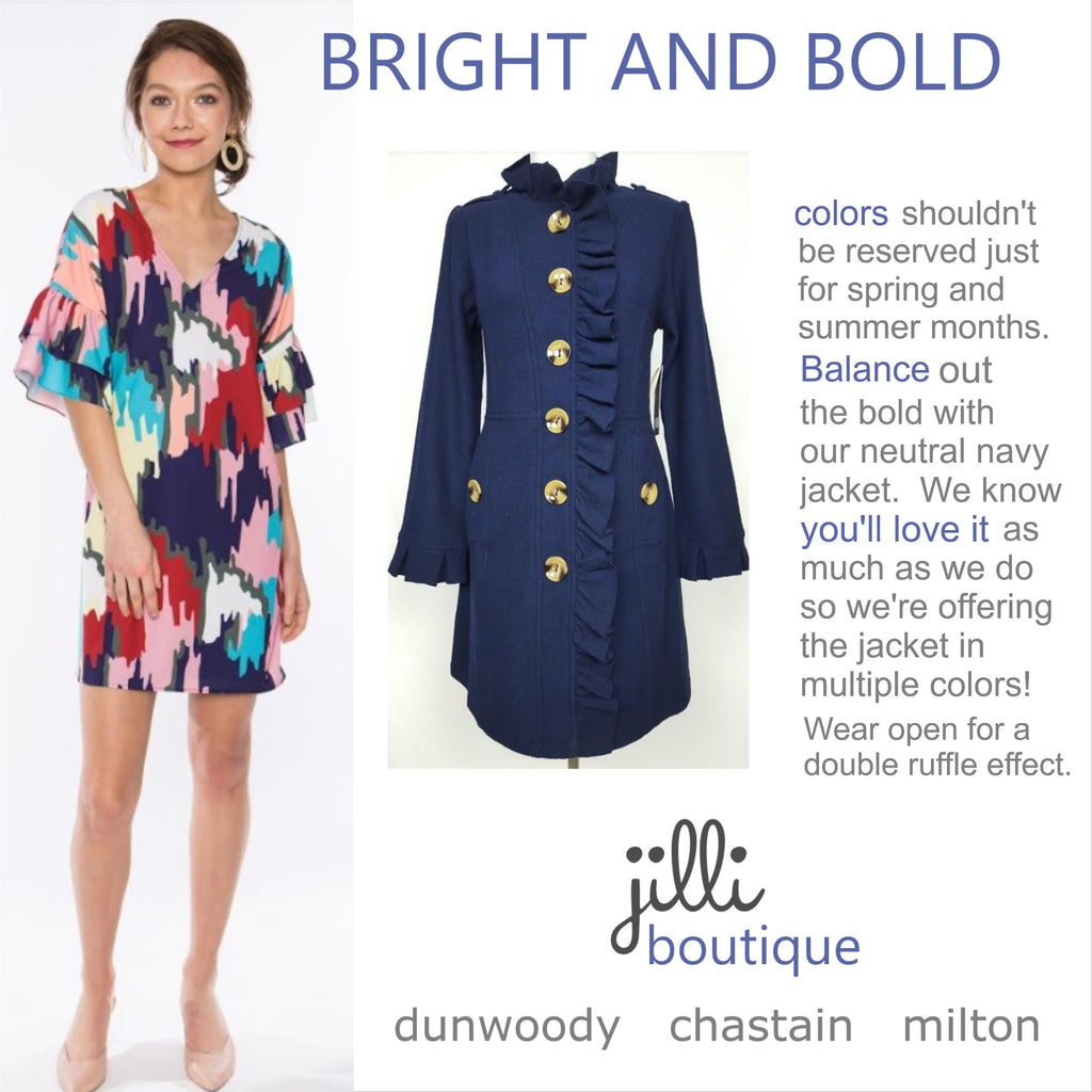 BRIGHT AND BOLD - COLOR BALANCE