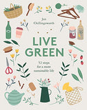 Live Green jen chillingsworth eco friendly book