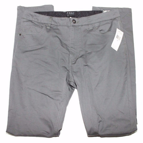 Fox Blade Men's Pants Gunmetal Grey 11694-038 GMTL