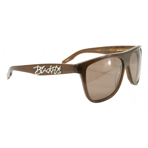 Black Flys Fly Johnson Sunglasses Brown - Left Coast Threads