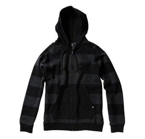DC Cooler Mens Black Zip Fleece 55860056 - Left Coast Threads