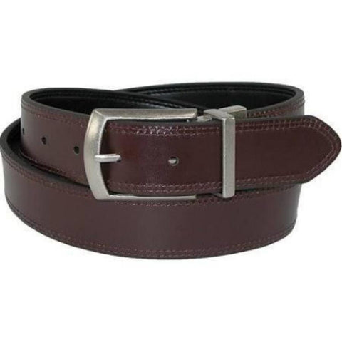 Dickies Reverisible Belt 11D102D4 Black/Brown - Left Coast Threads