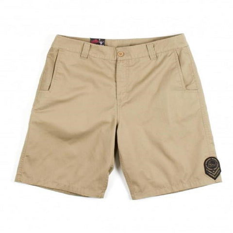 Metal Mulisha Sixth Edition Men's Shorts Khaki M13508100 - Left Coast Threads