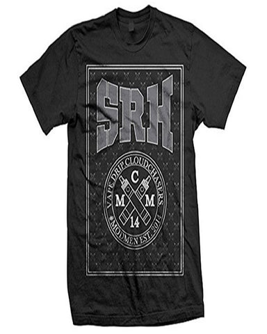 SRH Modmen Tee Shirt 42479 Black - Left Coast Threads