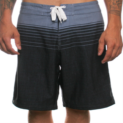 Burnside Men's Boardshort Black BA9379C - Left Coast Threads