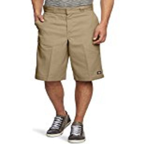 "Dickies 13"" Relaxed Fit Multi-Pocket Work Shorts WR640KH"