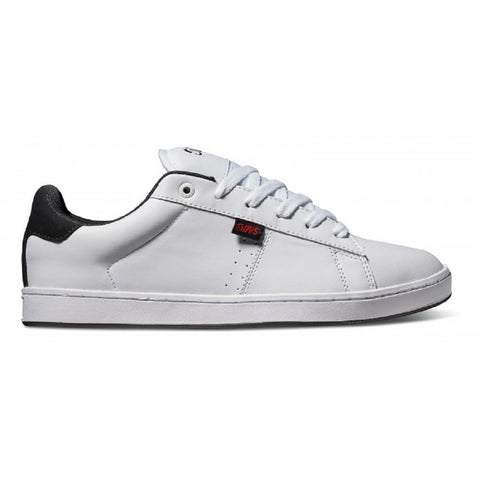 DVS Mens Revival 2 White/Black/Red DVF0000261-110
