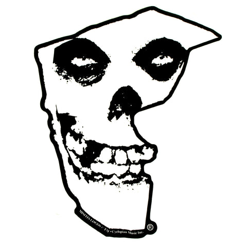 Famous Misfits Logo Sticker Decal FPO4140007
