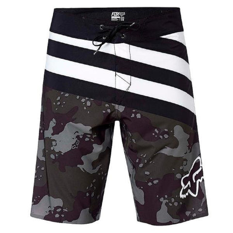 Fox Smash Up Mens Board Shorts 16905-373 - Left Coast Threads
