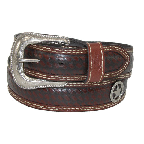 Dickies Western Belt 11DI02P1 Brown