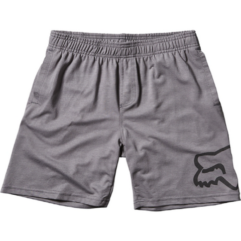 Fox Clothing Youth Headstrong Short Graphite Grey 19860-103 - Left Coast Threads