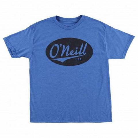 O'Neill Men's Property Tee Royal FA7118405 - Left Coast Threads