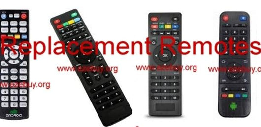 Original Remote Replacement
