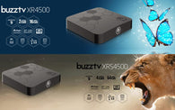 BuzzTV XRS 4500 Android IPTV OTT set-top HD 4K TV Box