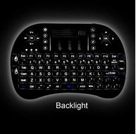 KM001 Wireless Backlight Keypad