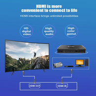 X96H Smart Android 9.0 Set TV BOX 4GB RAM 64G Quad Core Support 4K   4GB 64GB