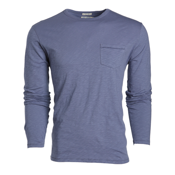 BREEZE LONG SLEEVE T-SHIRT - Infinity
