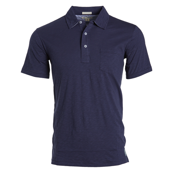 BREEZE POLO - Beach Navy