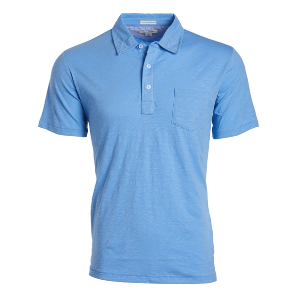 BREEZE POLO - Riviera Blue