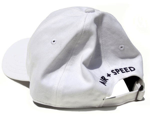 BLACK SEA HAT - White