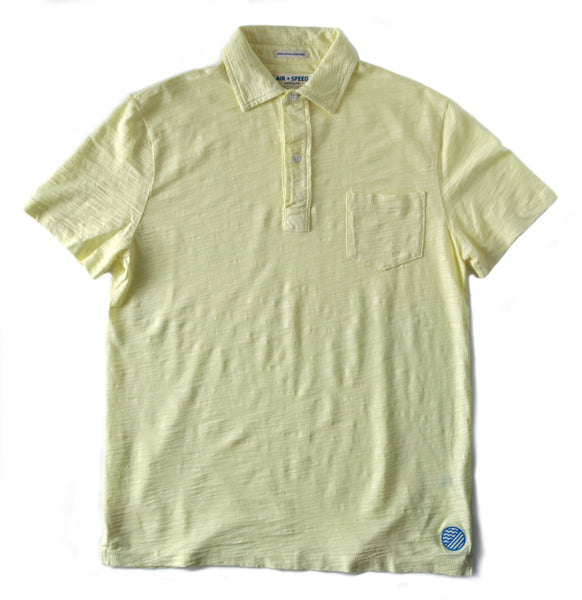 BREEZE POLO - Wax Yellow