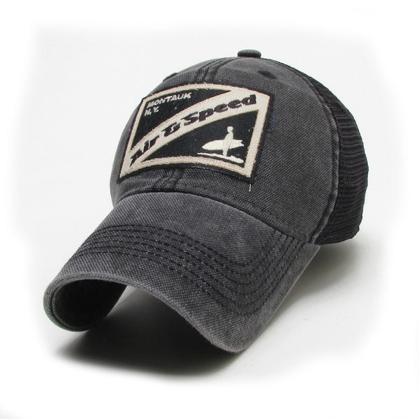 DASHBOARD TRUCKER - Vintage Black