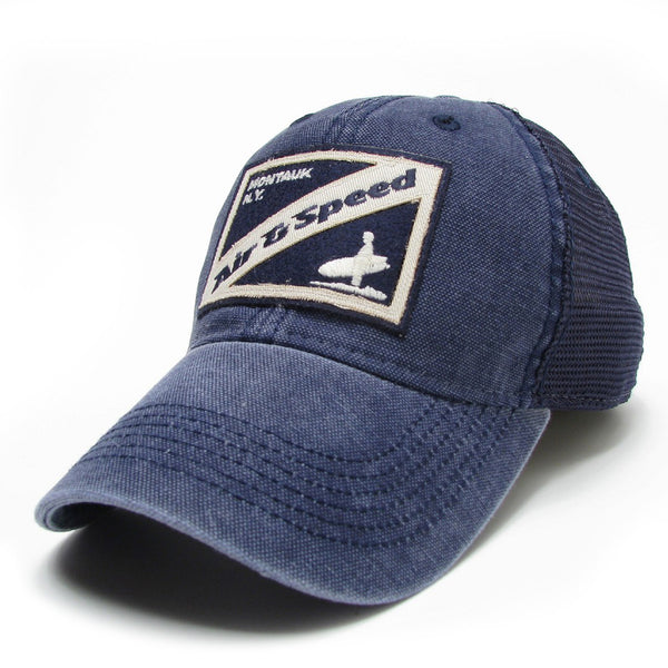 DASHBOARD TRUCKER - Vintage Navy