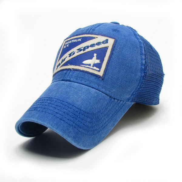 DASHBOARD TRUCKER - Vintage Royal