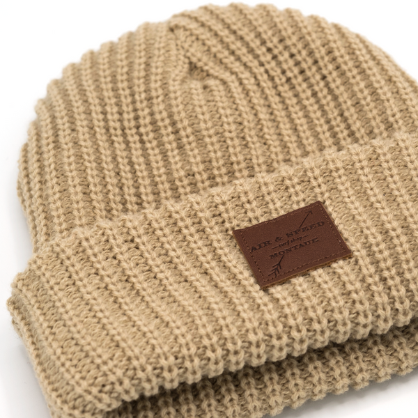 DAWN PATROL BEANIE - Pebble