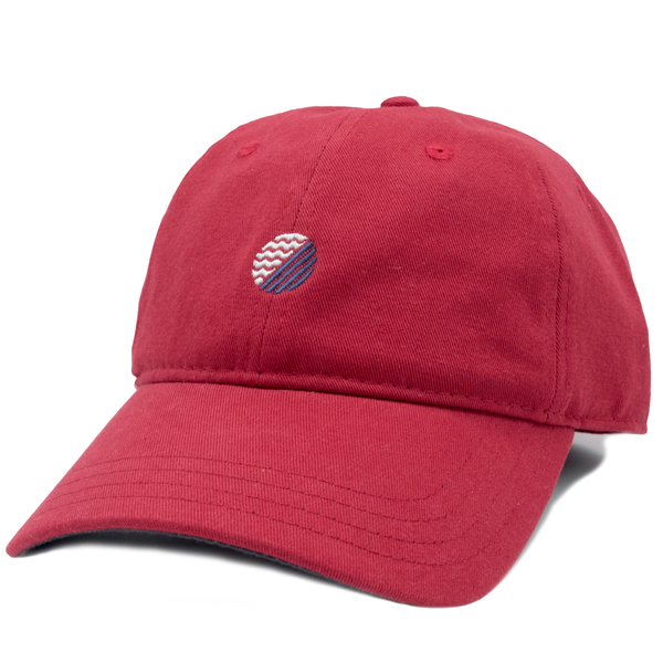 ELEMENT DAD HAT - Washed Red