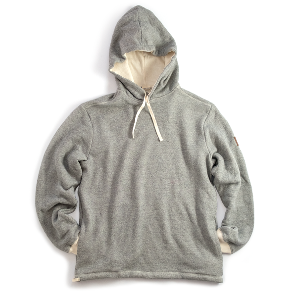 FOGGY TERRY PULL OVER HOODIE