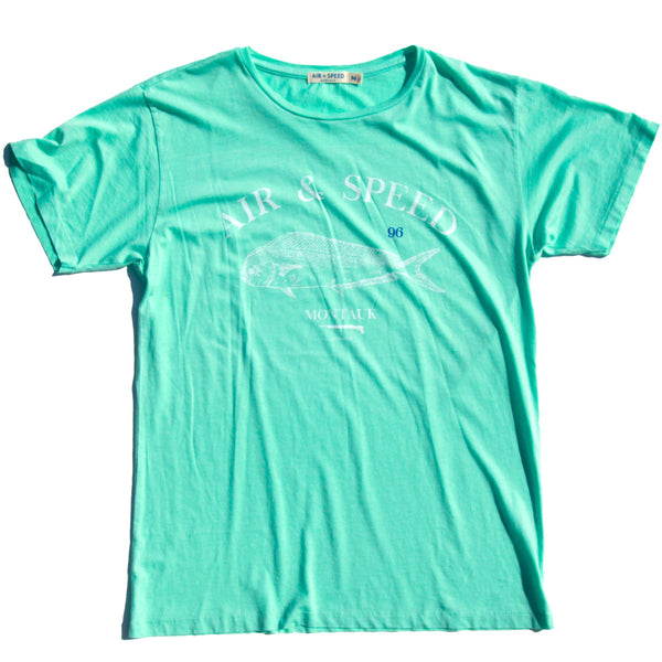 FREE DIVE T-SHIRT - Island Green