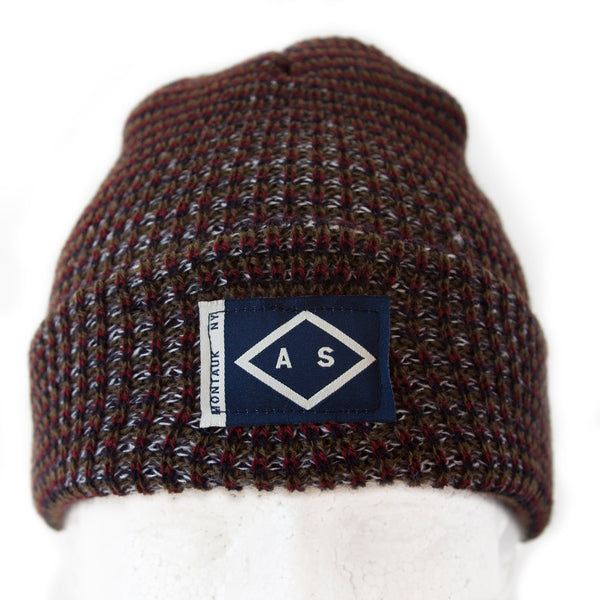 HARBOR BEANIE - HIGHLAND TWEED