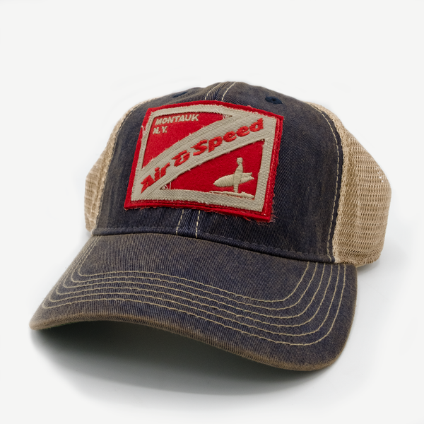KIDS DASHBOARD TRUCKER - Vintage Navy