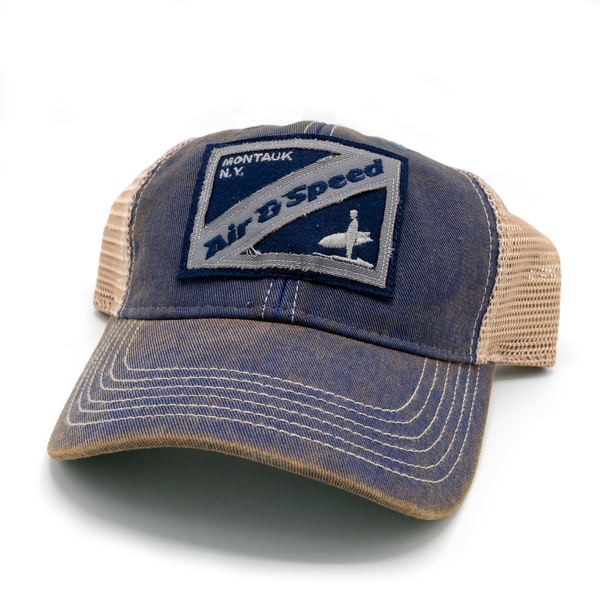 KIDS DASHBOARD TRUCKER - Vintage Denim