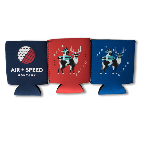 AIR & SPEED KOOZIE - 3 Pack