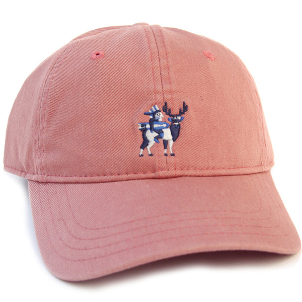 NATIVE HAT - Nantukett Red