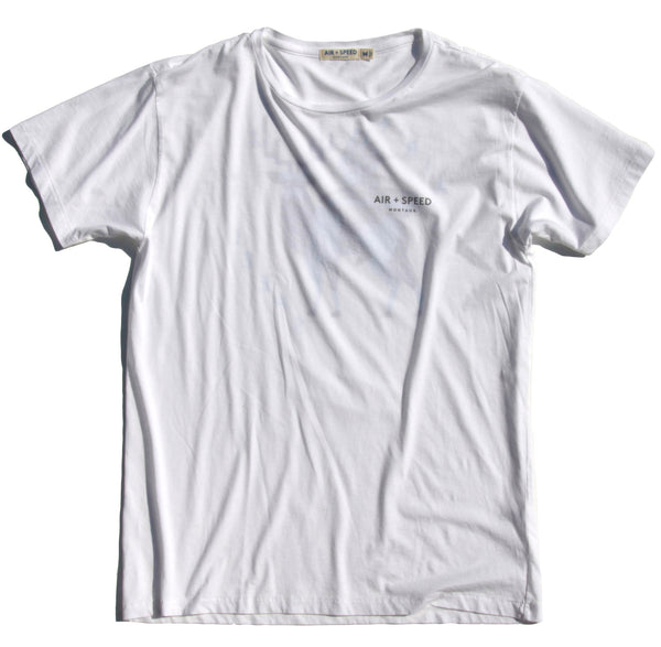 NATIVE T-SHIRT - Classic White