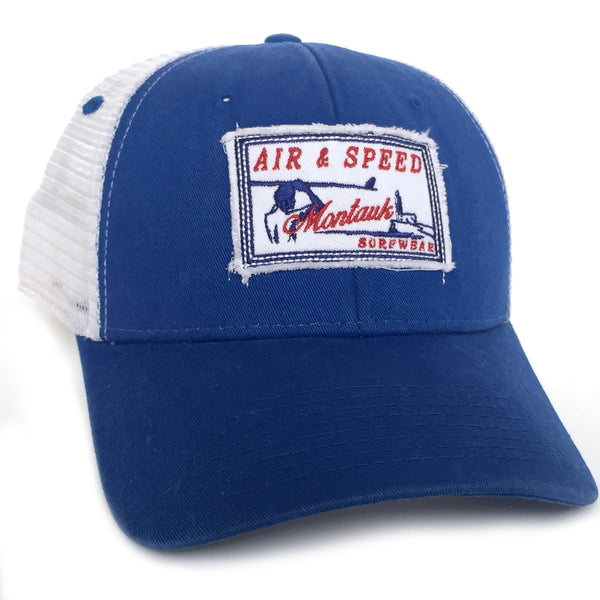 NORTH BAR HAT - Royal