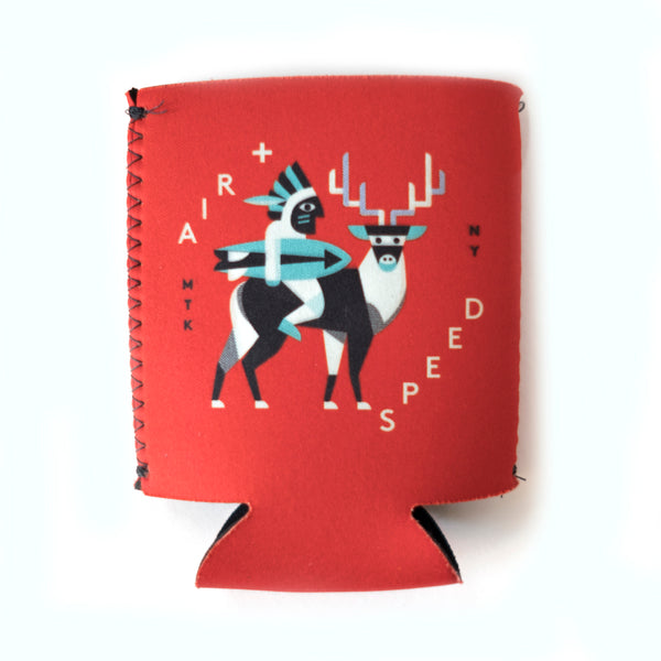NATIVE KOOZIE - Red