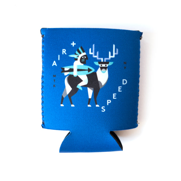 NATIVE KOOZIE - Blue