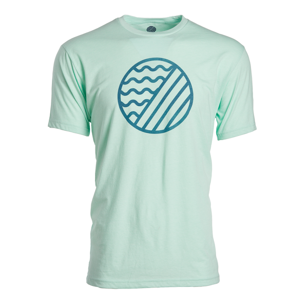 ELEMENTS T-SHIRT - Tint of Mint