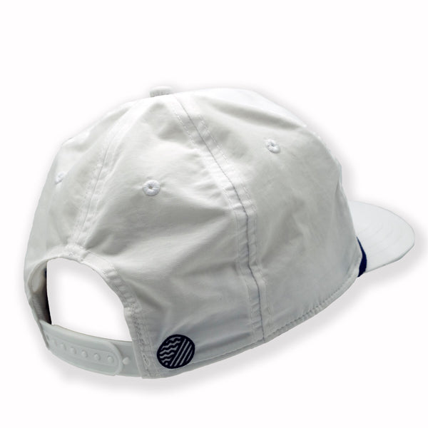NATIVE PATCH HAT - Club White