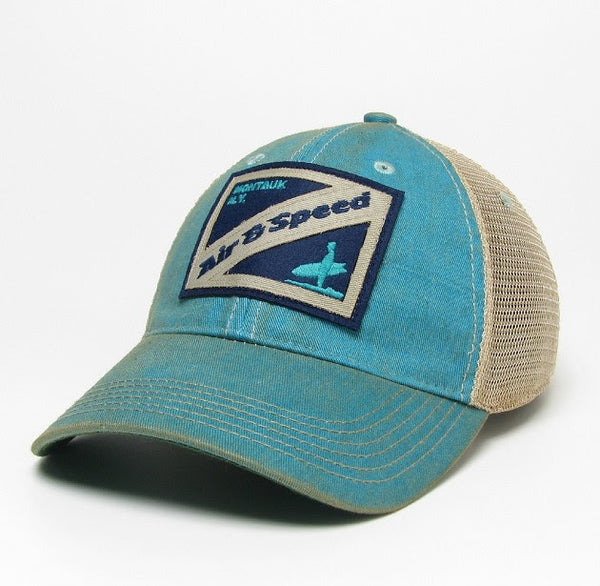 DASHBOARD TRUCKER - Sea Foam